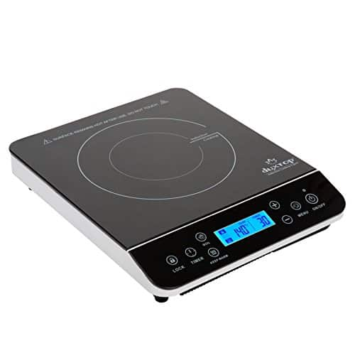 induction cooktop portable duxtop 9600ls portable induction cooktop review 100
