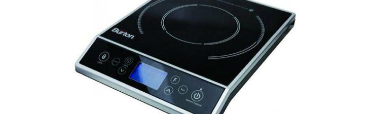 Max Burton 6400 Digital Choice Induction Cooktop 1800W