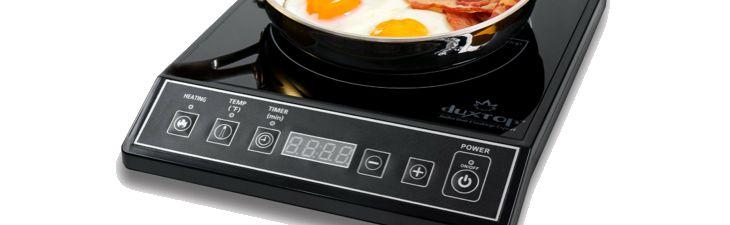 Secura 9100MC 1800W Portable Induction Countertop Burner
