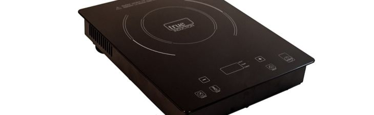 True Induction Energy Efficient Single Cooktop