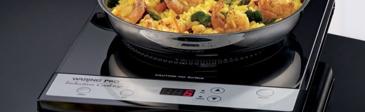 Waring Pro ICT200 Portable Induction Cooktop